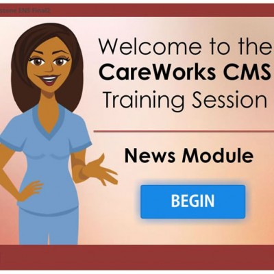 CareWorks CMS Training Unit